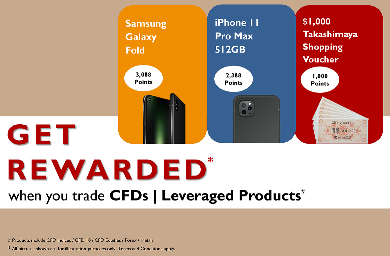 UTRADE - Get rewarded when you trade